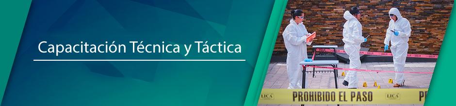 CAPACITACIÓN TÉCNICA Y TÁCTICA